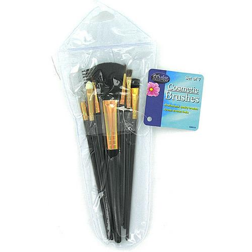 Cosmetic Brushes in Case ( Case of 96 )