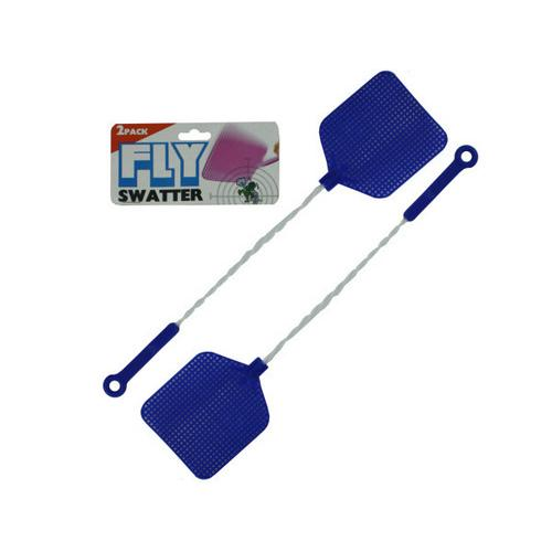 Fly Swatters with Wire Handles ( Case of 24 )