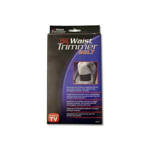 Adjustable Waist Trimmer Belt ( Case of 48 )