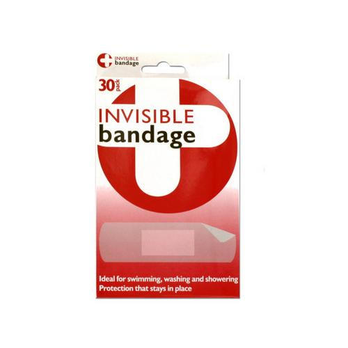 Invisible Bandages ( Case of 96 )