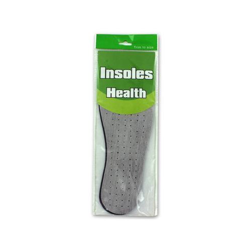 Anti-Odor Shoe Insoles ( Case of 12 )