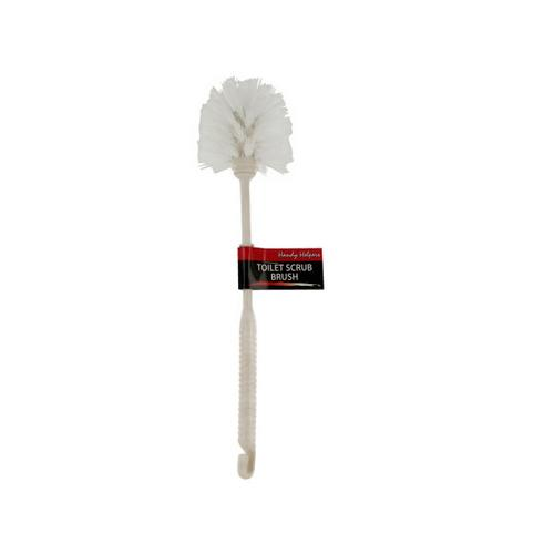 Toilet Brush With Hook ( Case of 48 )