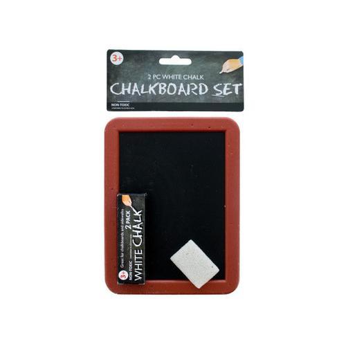 Mini Chalkboard Set ( Case of 72 )