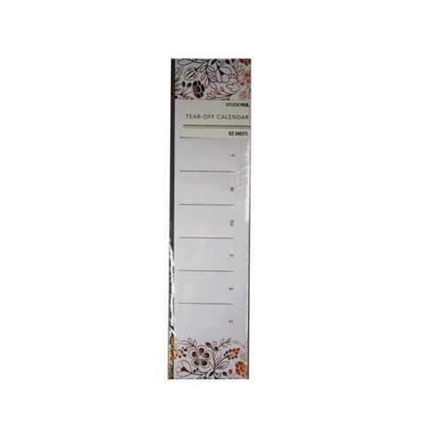 marbeled calendar pad ( Case of 24 )