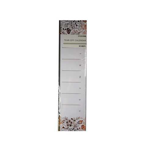 marbeled calendar pad ( Case of 72 )