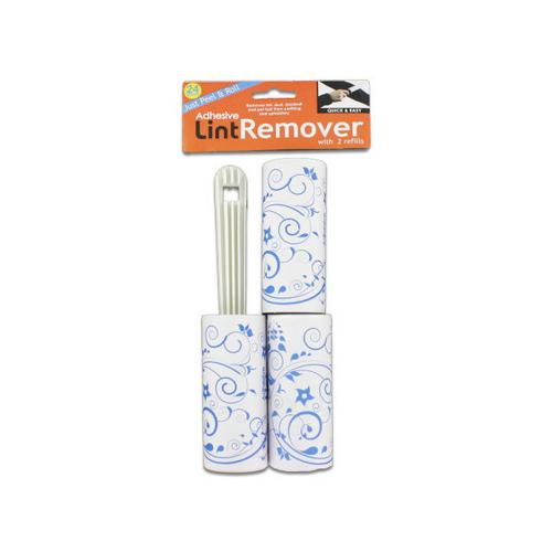 Lint Remover with Refills Set ( Case of 48 )