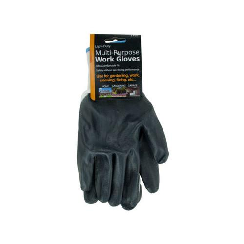 Light-Duty Multi-Purpose Work Gloves ( Case of 20 )