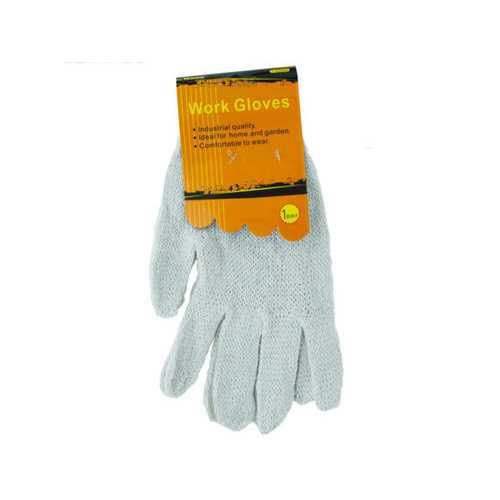 Cotton Work Gloves ( Case of 48 )