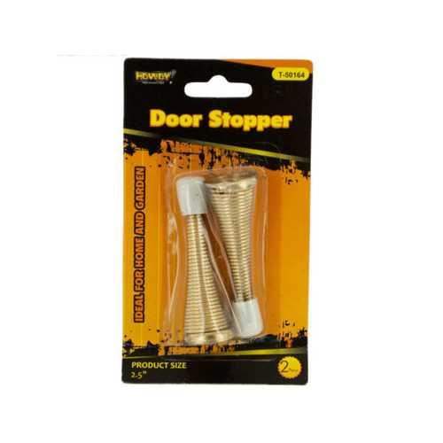 Spring Door Stopper Set ( Case of 72 )