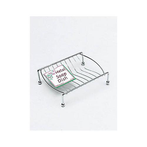 Metal Soap Dish ( Case of 48 )