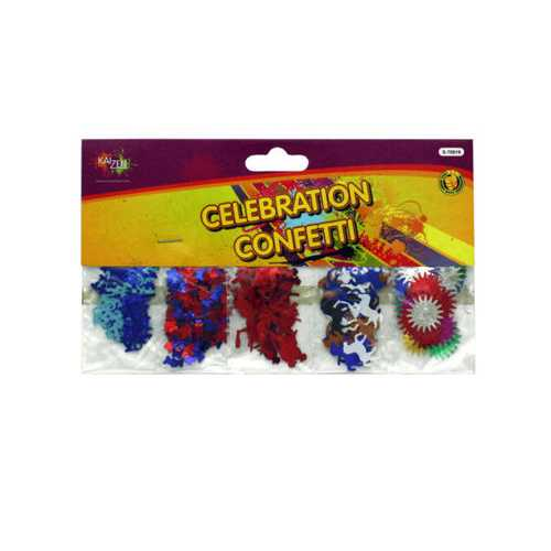Baby Boy Confetti ( Case of 72 )