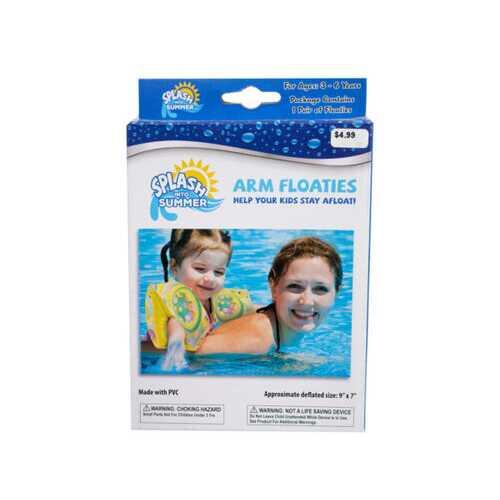 Kids Arm Pool Floaties ( Case of 36 )