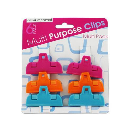 Small Multi-Purpose Clips ( Case of 48 )