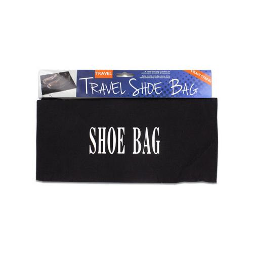 Drawstring Travel Shoe Bag ( Case of 72 )
