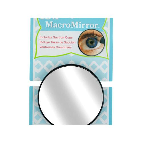 15X MacroMirror with Suction Cups ( Case of 48 )