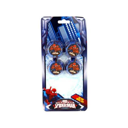 100 Count Spider-man Mini Cupcake Liners ( Case of 24 )