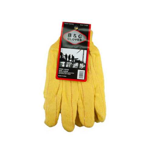 Heavy Duty Work Gloves ( Case of 24 )