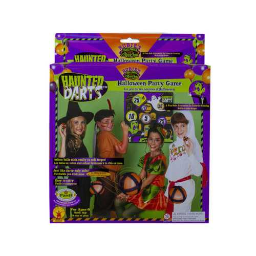 Haunted Darts Game ( Case of 36 )