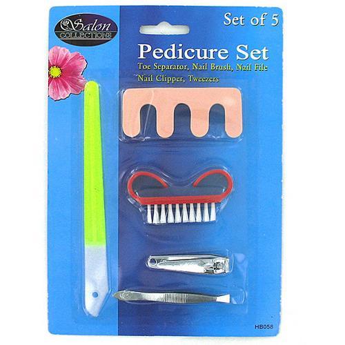 Deluxe Pedicure Set ( Case of 72 )