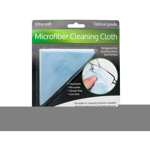 Optical Grade Microfiber Cleaning Cloth ( Case of 48 )