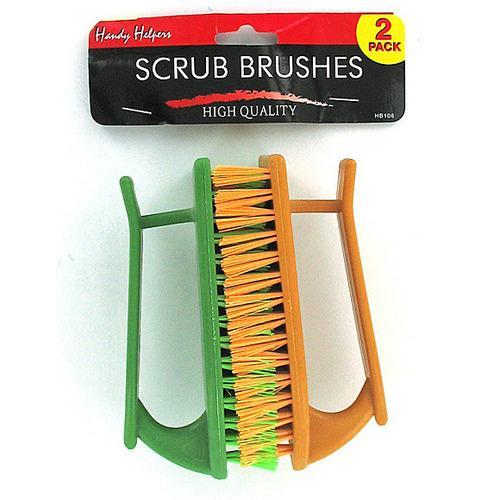 Scrub Brush Set ( Case of 24 )