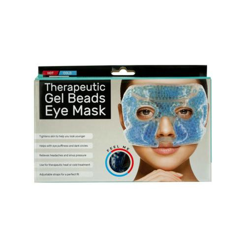 Therapeutic Gel Beads Eye Mask ( Case of 6 )