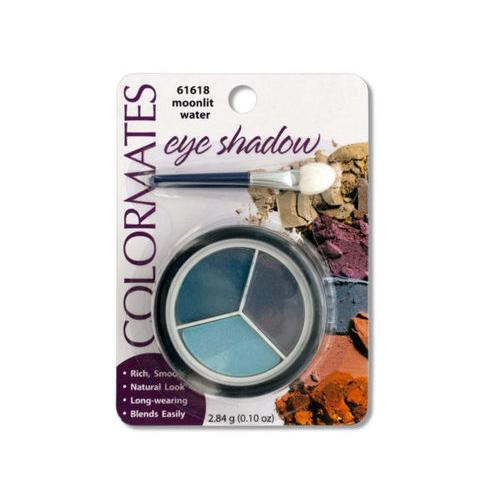 Colormates Moonlit Water Eye Shadow Compact ( Case of 64 )