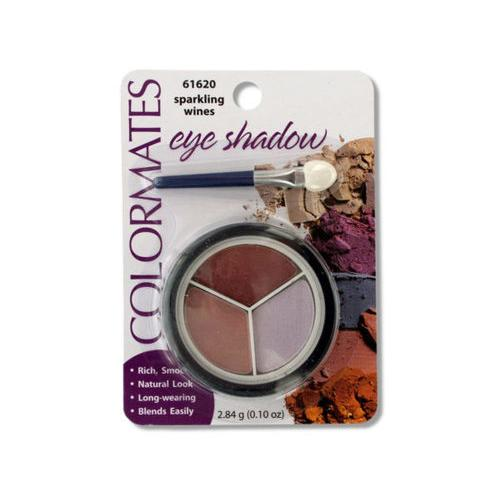 Colormates Sparkling Wines Eye Shadow Compact ( Case of 64 )