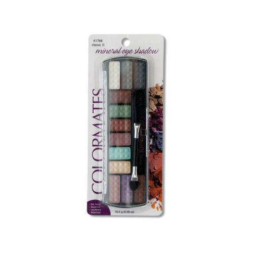 Colormates Classic II Mineral Eye Shadow Palette ( Case of 48 )