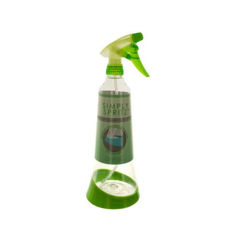 28 oz Simply Spritz Spray Bottle with Slanted Base ( Case of 24 )