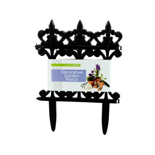 Decorative Garden Fence ( Case of 24 )