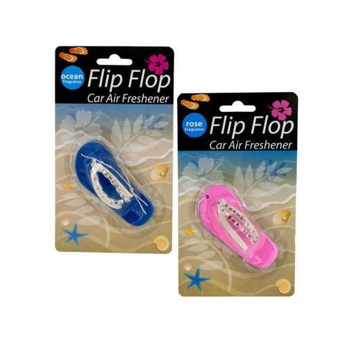 Flip Flop Car Air Freshener ( Case of 18 )