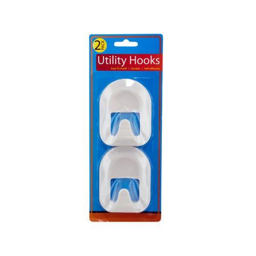 Super Utility Hooks Set ( Case of 12 )