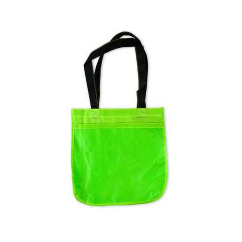 Atchison Apple Green Circle Tote Bag ( Case of 72 )