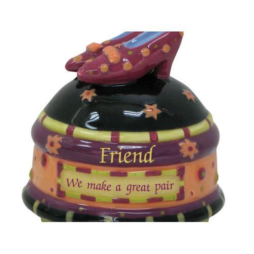 'Friend' Ceramic Figurine ( Case of 10 )