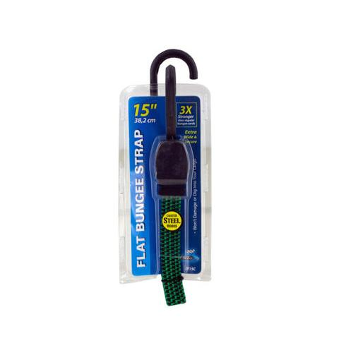 Flat Bungee Cargo Strap ( Case of 48 )