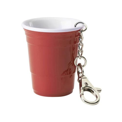 Red Cup Living Keychain ( Case of 48 )