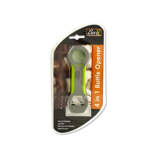 4 in 1 Bottle Opener ( Case of 20 )