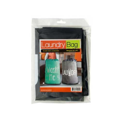 Large Printed Drawstring Laundry Bag ( Case of 18 )