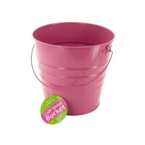 Metal Craft Bucket ( Case of 10 )