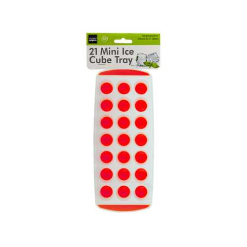21 Cube Mini Ice Tray ( Case of 48 )