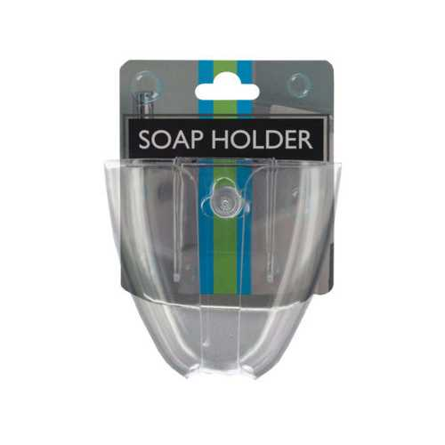 Soap Holder with Suction Cups ( Case of 72 )