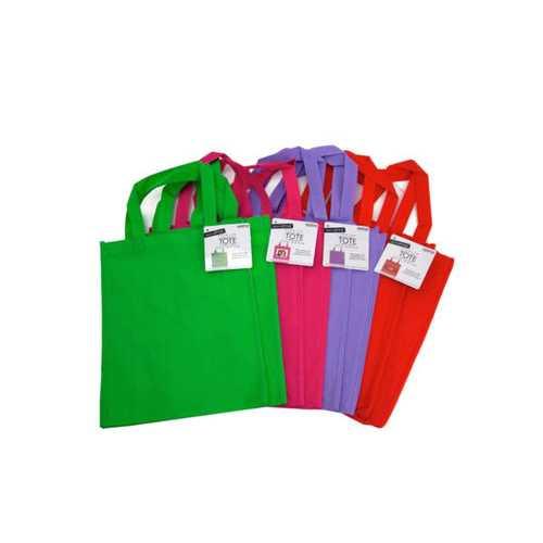 Solid Color Non-Woven Tote Bag ( Case of 72 )