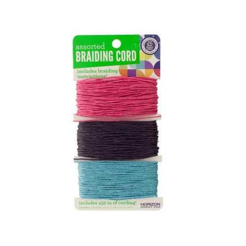 Braiding Craft Cord Set ( Case of 30 )