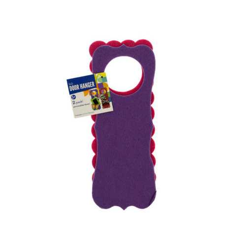 Craft Felt Door Hanger Set ( Case of 144 )