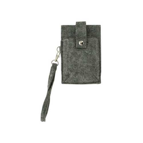 Feltables Charcoal ID Phone Wristlet ( Case of 24 )