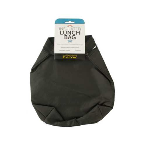 Insulated Lunch Bag ( Case of 12 )