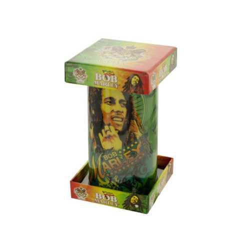 Bob Marley LED Pillar Candle ( Case of 6 )