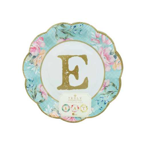 Truly Scrumptious Dainty Party Plates ( Case of 36 )