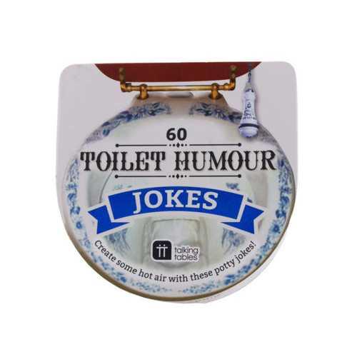 Toilet Humor Joke Card Box ( Case of 20 )